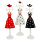 Elysee Girl Summer Spot Jewellery Hanger from Shudehill 37010 in 3 colours